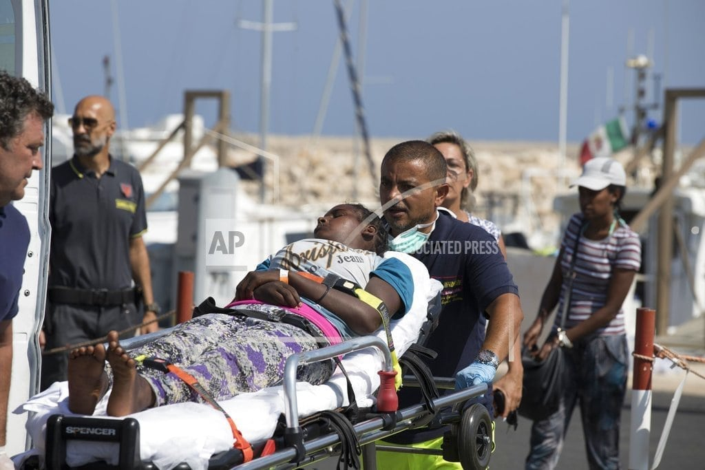 MADRID | Rescue group: Libya left migrants to die in Mediterranean