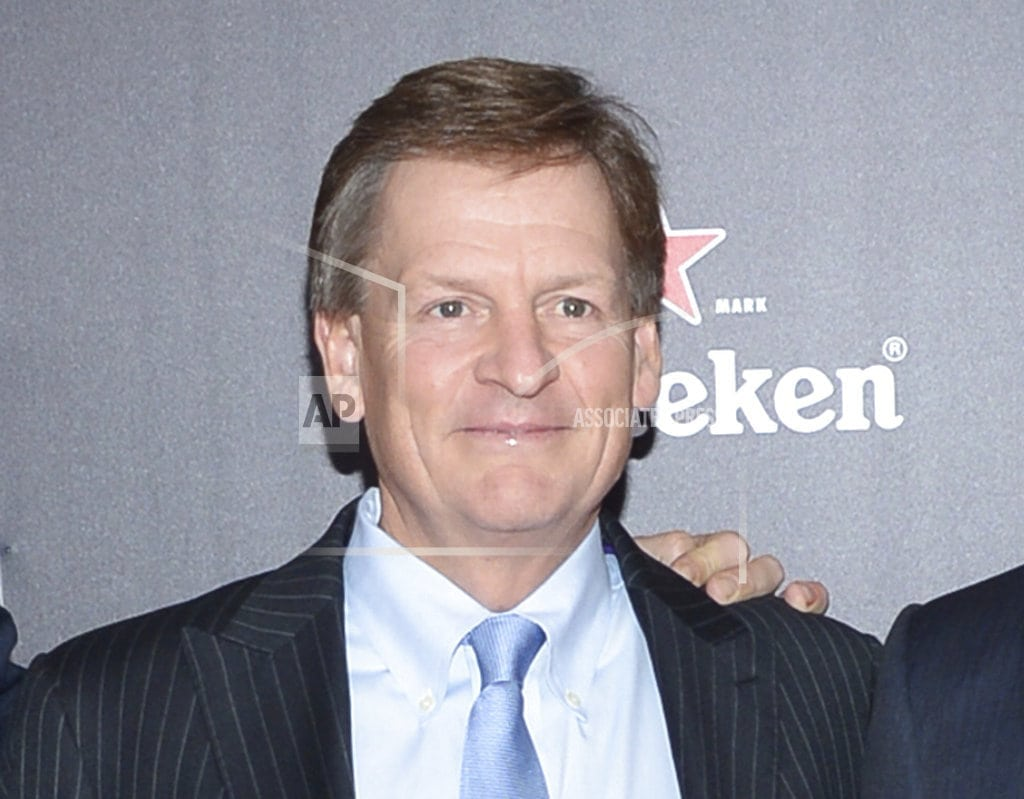 NEW YORK | Michael Lewis releasing audio book on weather forecasting