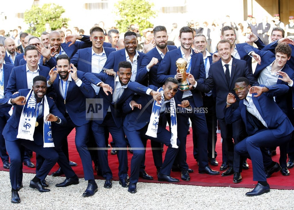 PARIS | World Cup win gives France new set of heroes, needed boost