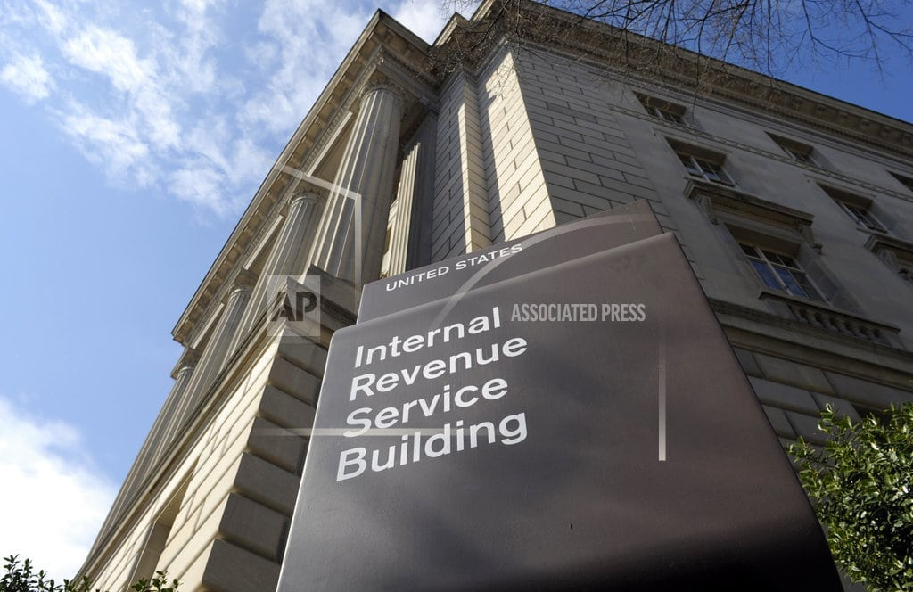 WASHINGTON | New IRS policy allows some tax-exempt groups to veil donors