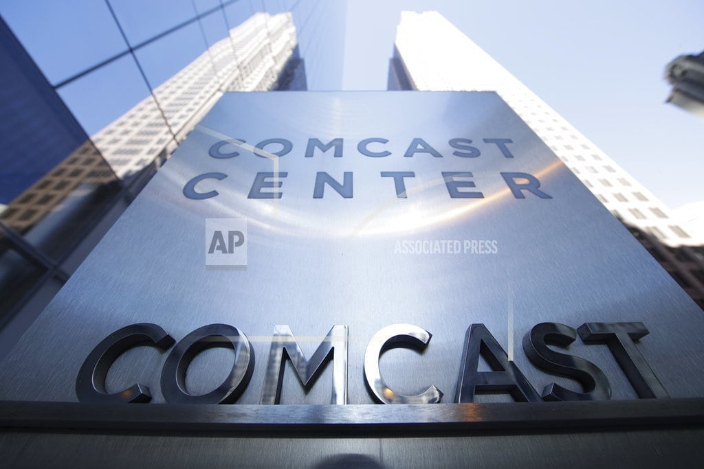 NEW YORK | Disney streaming could get boost as Comcast drops Fox bid