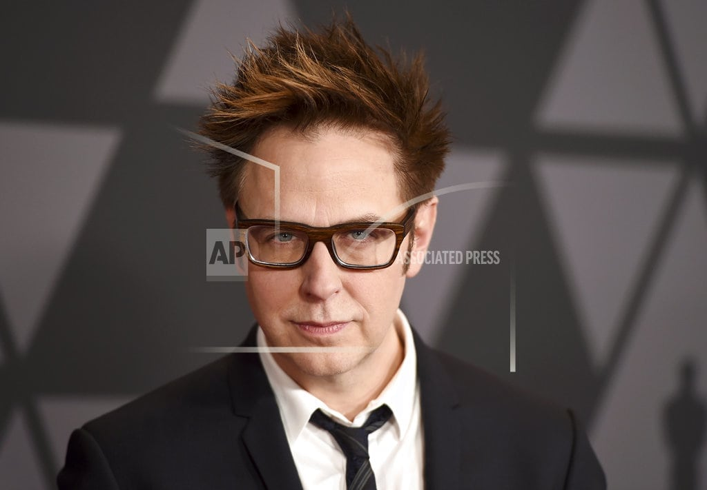 LOS ANGELES | Director James Gunn fired from 'Guardians 3' over old tweets