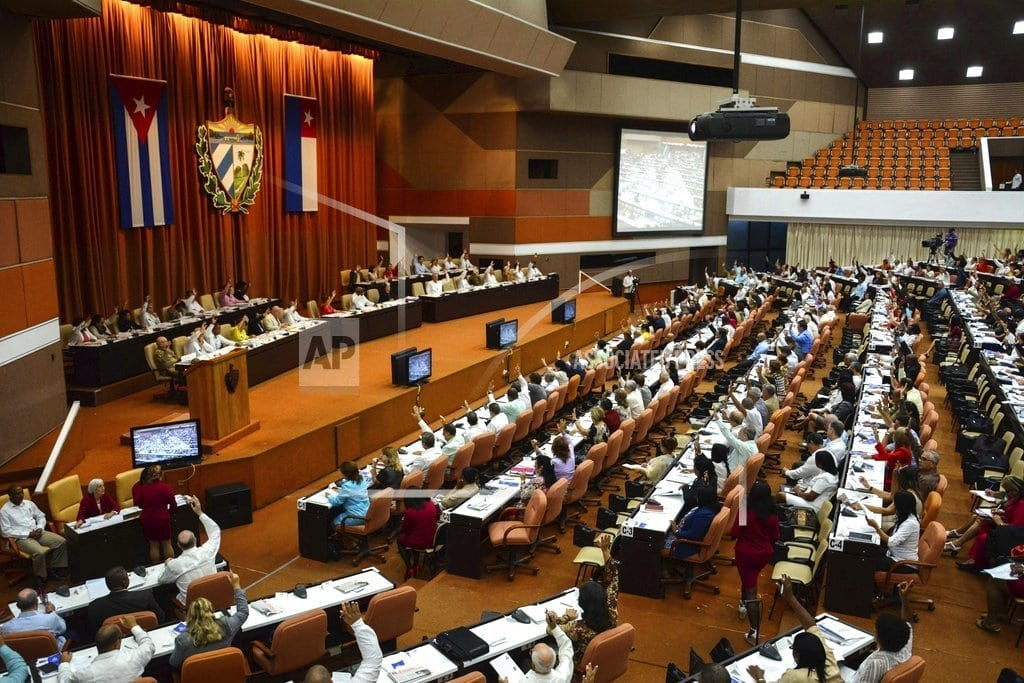 HAVANA | Cuba approves new leader's Cabinet with old faces in place