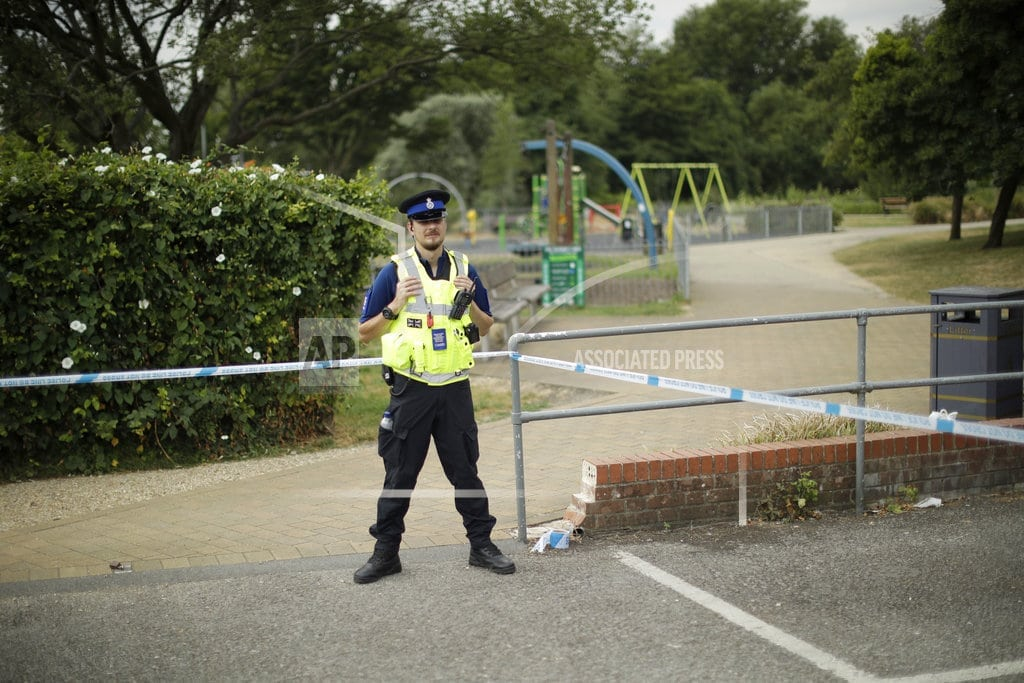 LONDON | UK police race to find source of new nerve agent poisoning