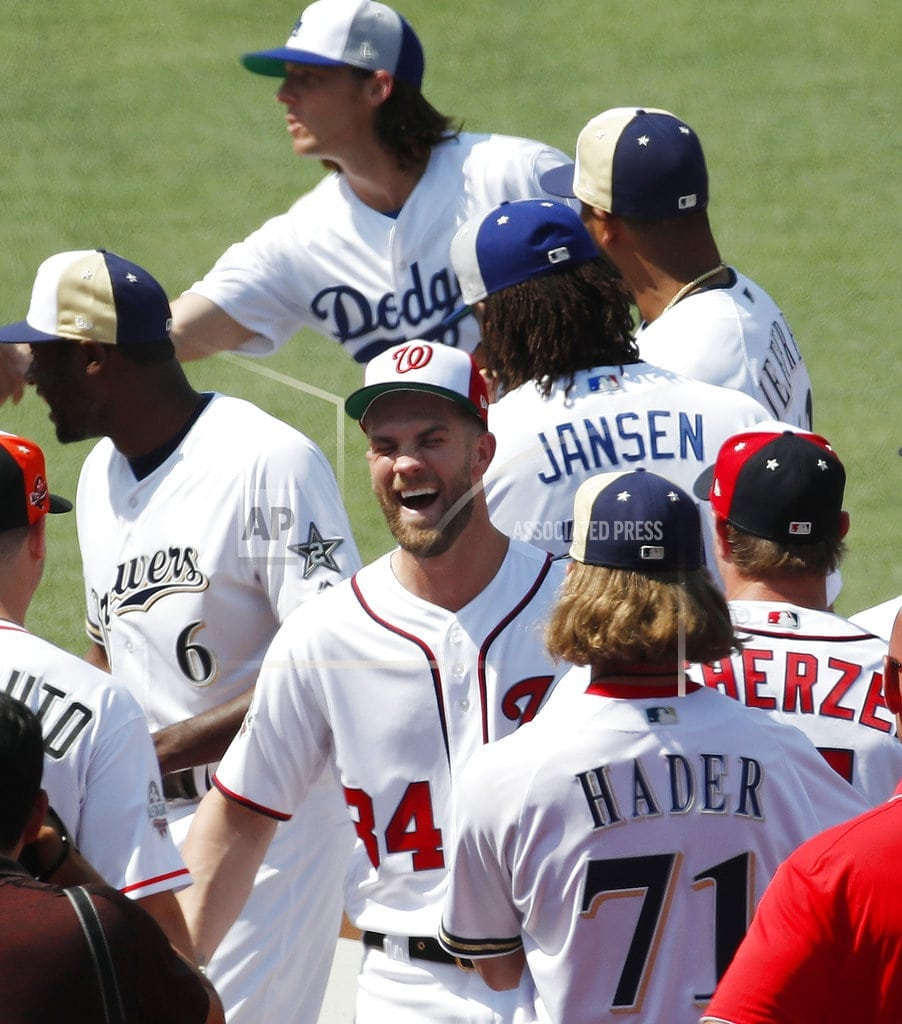 WASHINGTON | Harper's future is shadow hanging over DC's All-Star moment