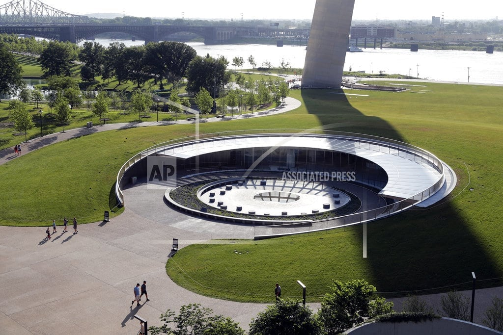 ST. LOUIS | Renovated museum opens as part of $380M Gateway Arch project