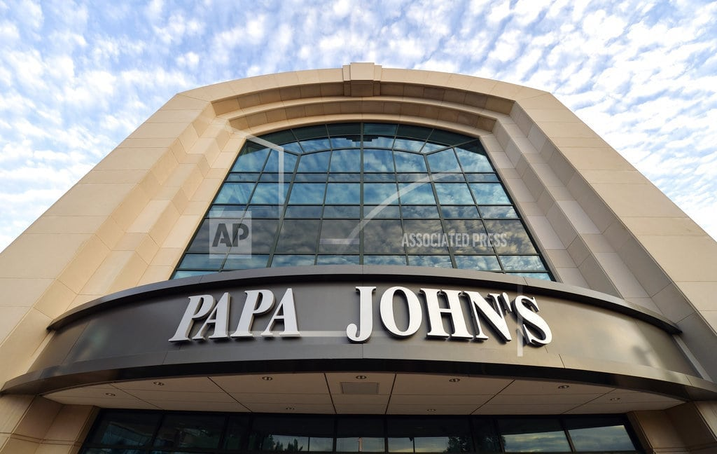 LOUISVILLE, Ky.| Papa John's attempts to ward off founder with poison pill