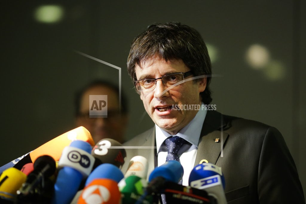 BERLIN | Germany moves to formally close Puigdemont extradition case