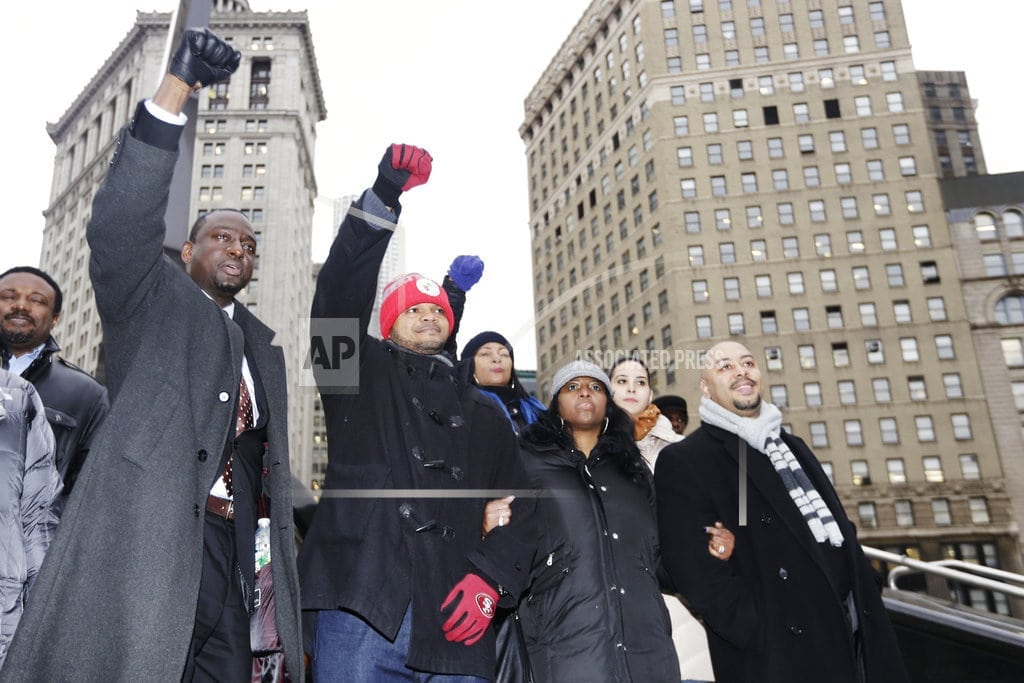 NEW YORK| NYC releases documents connected to Central Park 5 case