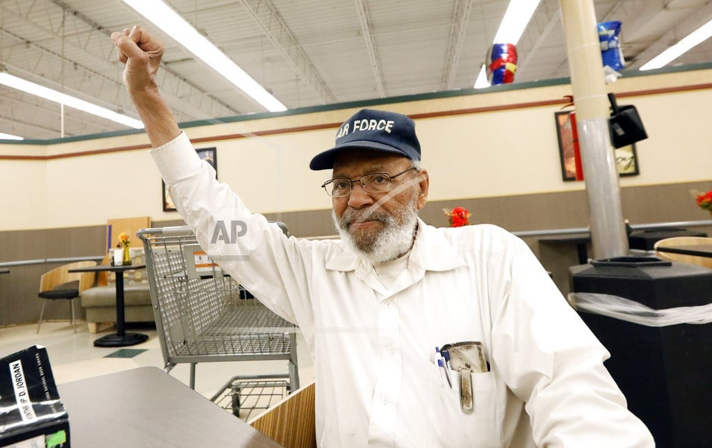 JACKSON, Miss. | Civil rights legend Meredith says he's on a mission from God