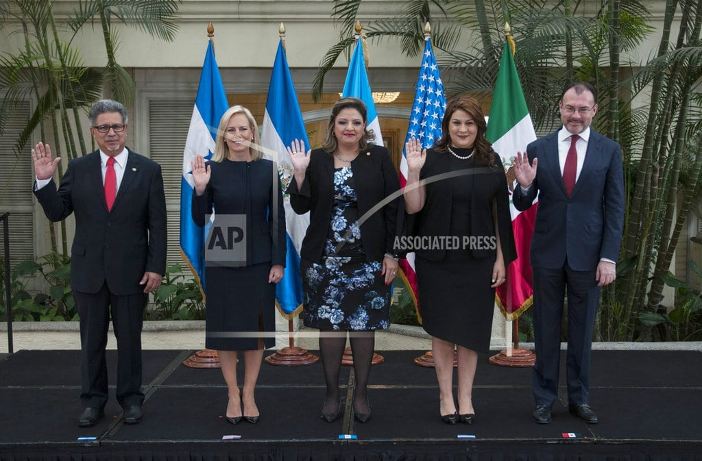 GUATEMALA CITY | DHS, Central American governments gather to talk migration