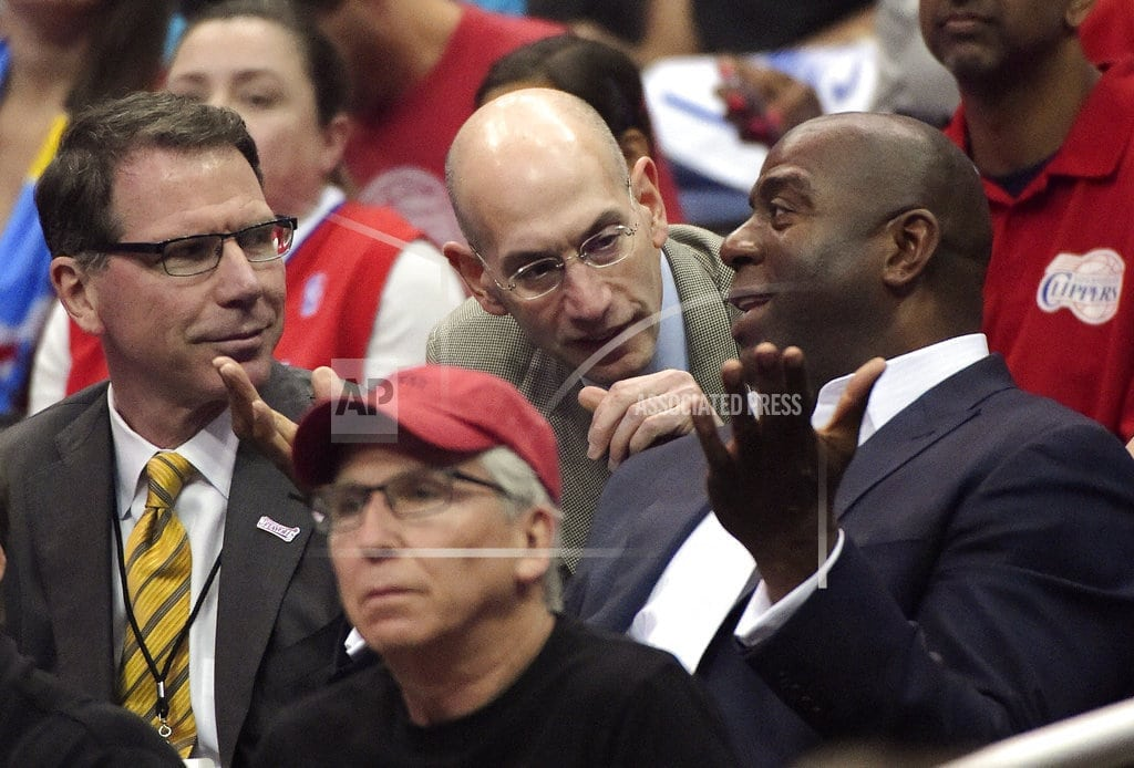 LAS VEGAS | Silver says draft eligibility age likely to be changed