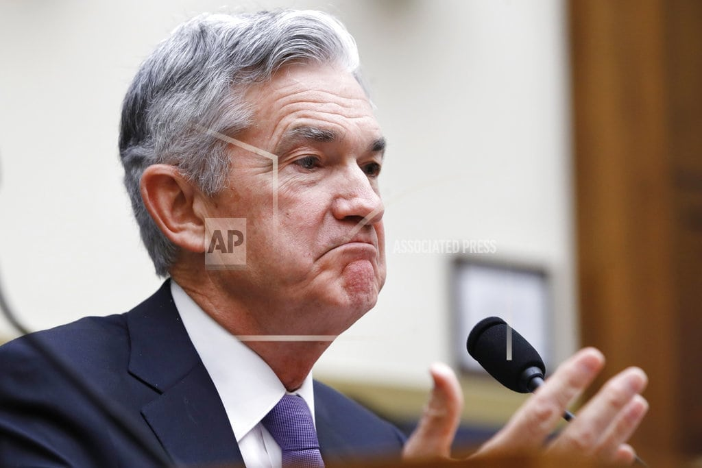 WASHINGTON  | Trump slams rate increases by independent Federal Reserve