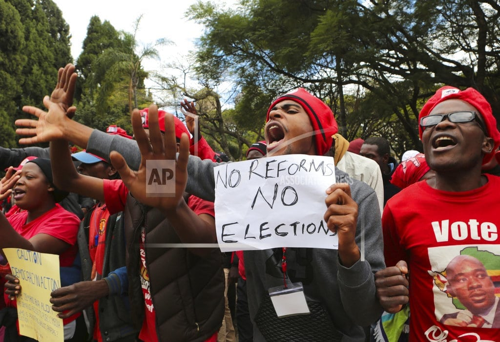 JOHANNESBURG | After Mugabe, how free and fair will Zimbabwe's vote be?