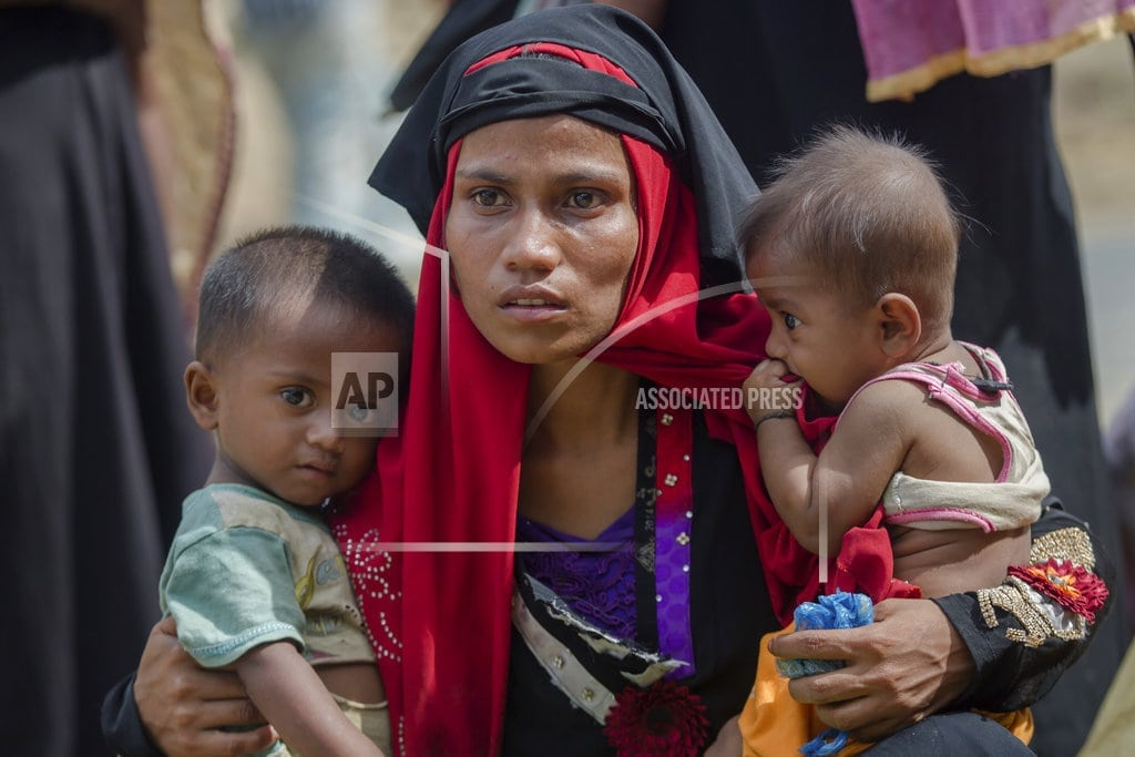 BANGKOK | Rights group details lead-up to Myanmar attacks on Rohingya
