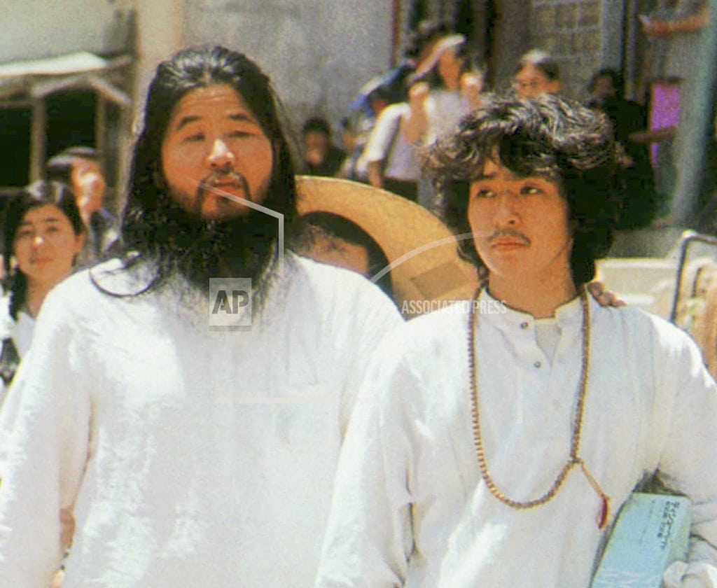 TOKYO | The Latest: 'Peace of mind' after Japan executes cult leader