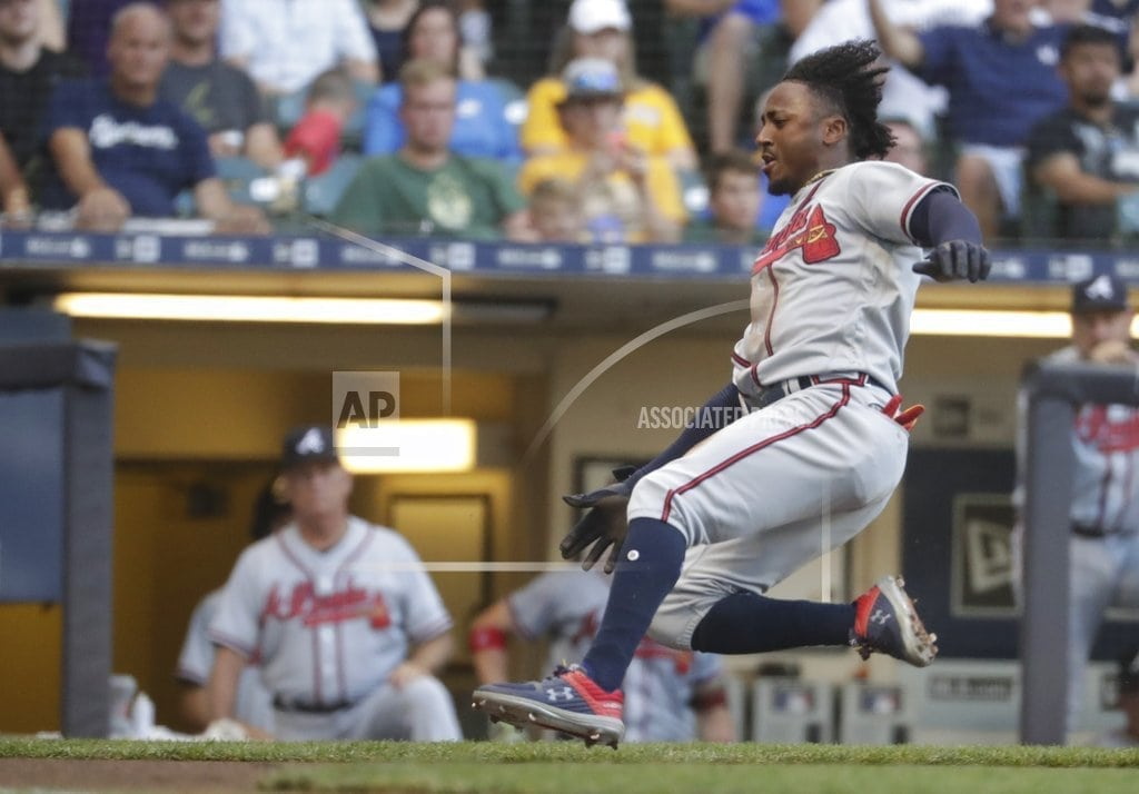 LEADING OFF: Braves hitting way to top, Gray on the rebound