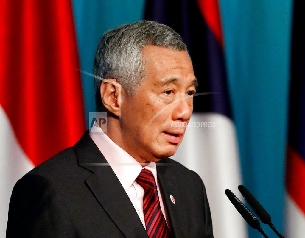 SINGAPORE | Singapore: Hack of 1.5M patients' records targeted PM Lee