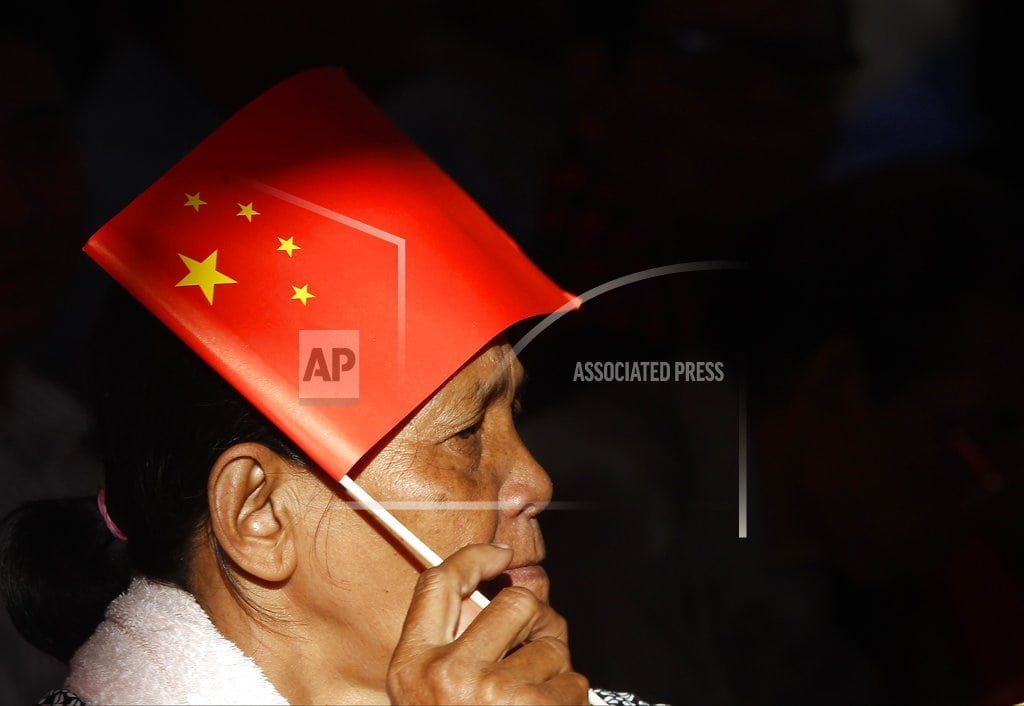 BEIJING  | US firm: Chinese hackers infiltrated Cambodia's politics