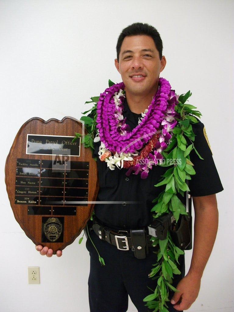 HONOLULU  | Man suspected of shooting officer found, killed by police