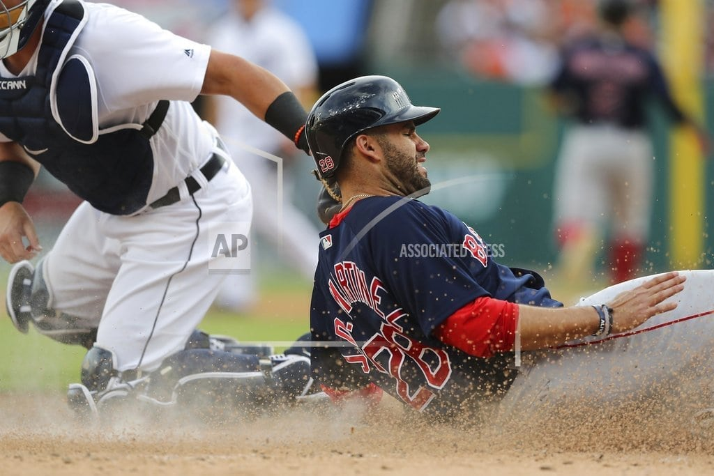 DETROIT | Price, Red Sox win again by blanking Tigers 1-0