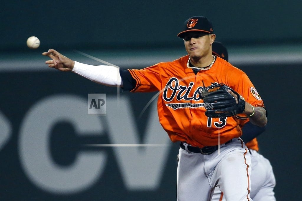 BALTIMORE | Machado exit could start a trend for underachieving Orioles