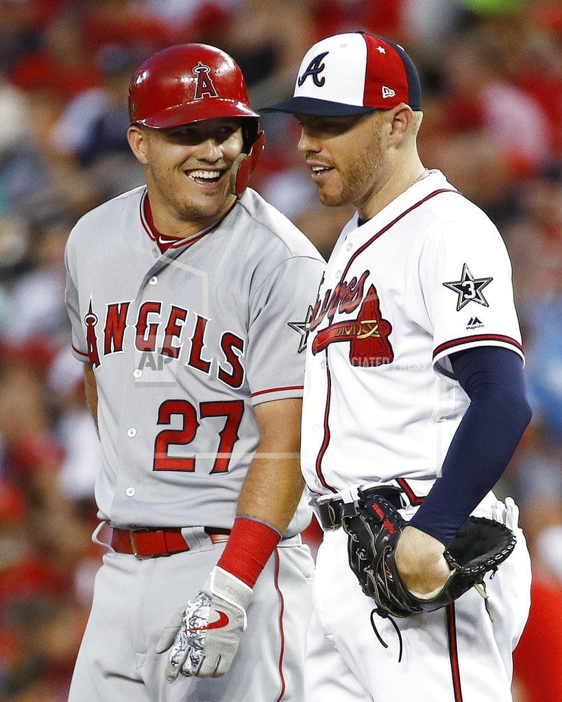 ANAHEIM, Calif. | Angels praise Mike Trout for 'prioritizing personal values'