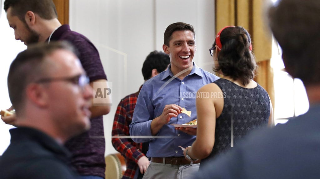 PORTLAND, Maine | Democratic socialism surging in the age of Trump