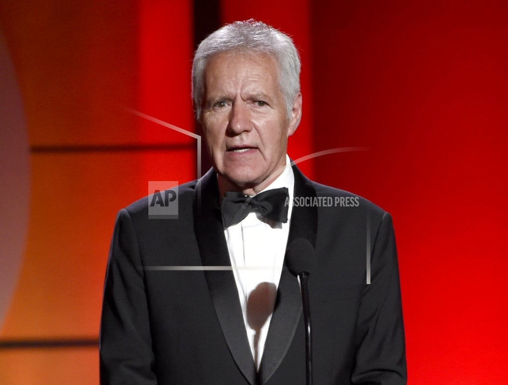 LOS ANGELES   Alex Trebek can see life without 'Jeopardy'