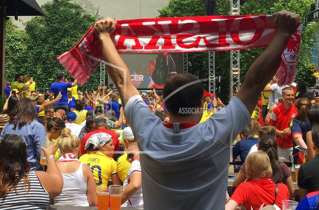 MOSCOW | US World Cup ratings down 42 percent without American team