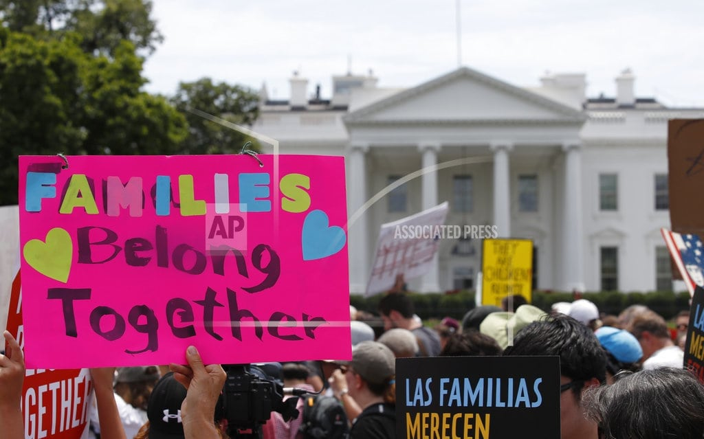 WASHINGTON | Deadline to reunite immigrant families rapidly approaching