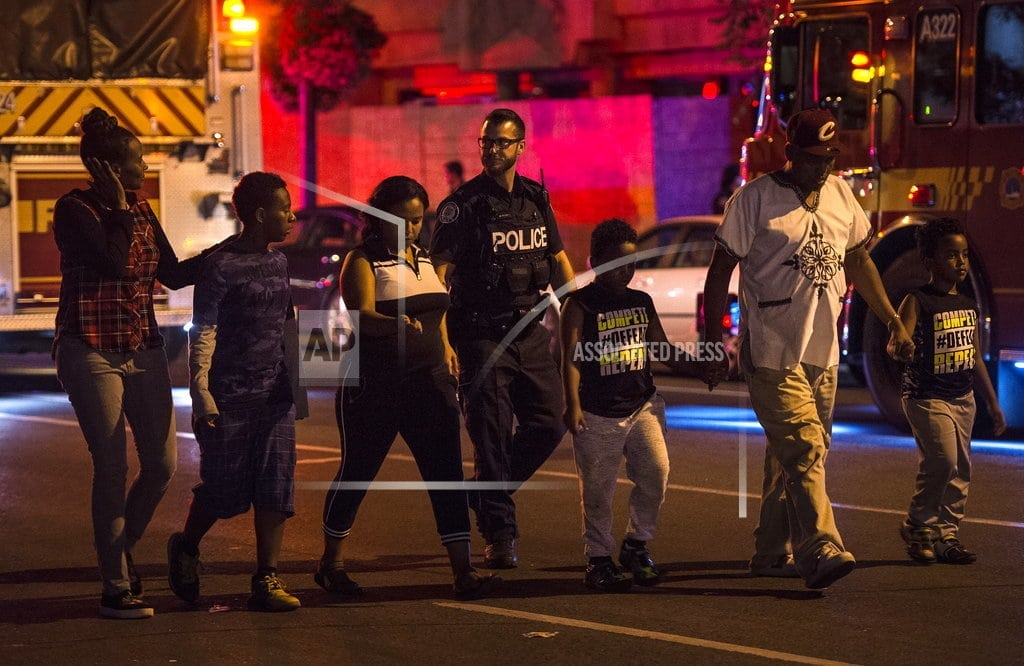 TORONTO  | 1 victim dead after man shoots 14 people in Toronto