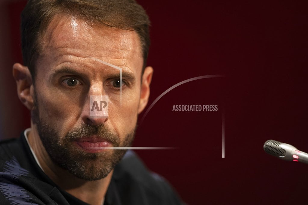 MOSCOW | Southgate, England ready to face music of soccer history