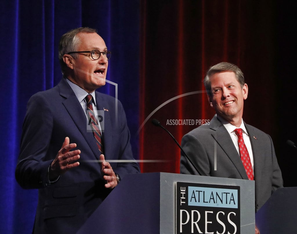 ATLANTA  | With governor's race, Georgia auditions as 2020 swing state