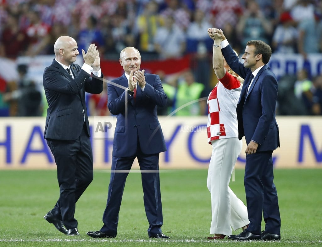 MOSCOW  | Putin: 25 million cyberattacks thwarted during World Cup