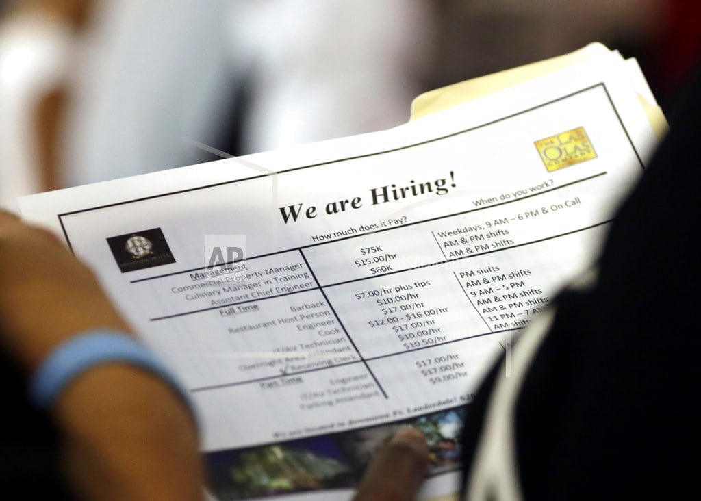 WASHINGTON   Strong US growth likely drove healthy job gain in July