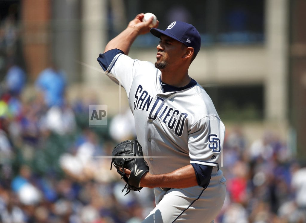 PITTSBURGH |  Cardinals claim RHP Ross off waivers from Padres
