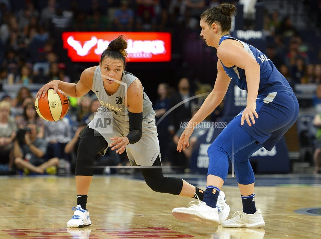 NEW YORK   Aces waiting to hear WNBA decision on canceled game