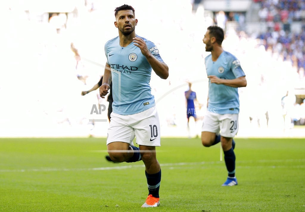 LONDON | Community Shield: Man City show of strength, beating Chelsea