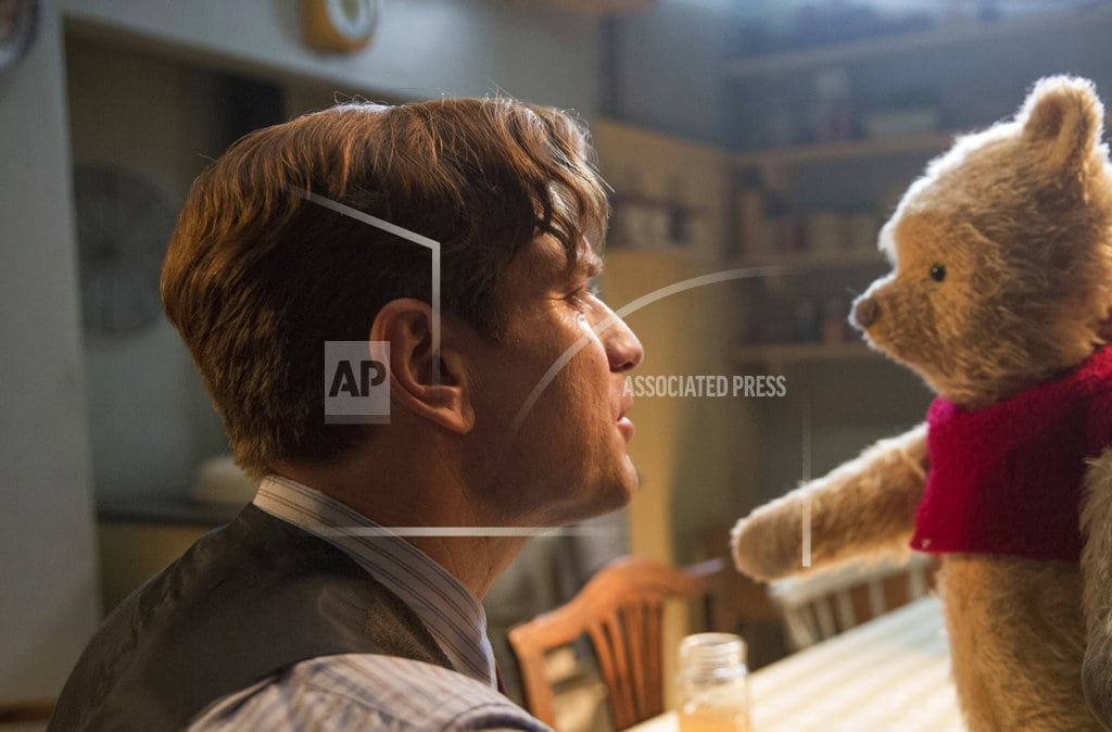 NEW YORK  | 'Mission: Impossible' bests Winnie-the-Pooh at box office