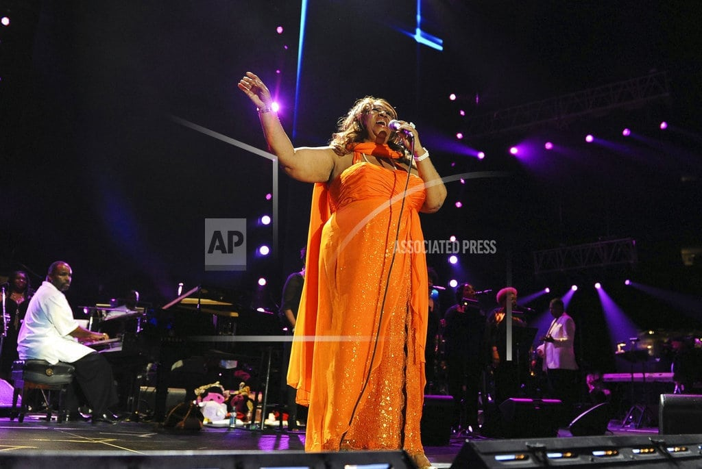 NEW YORK | MTV VMAs working to craft tribute for Aretha Franklin