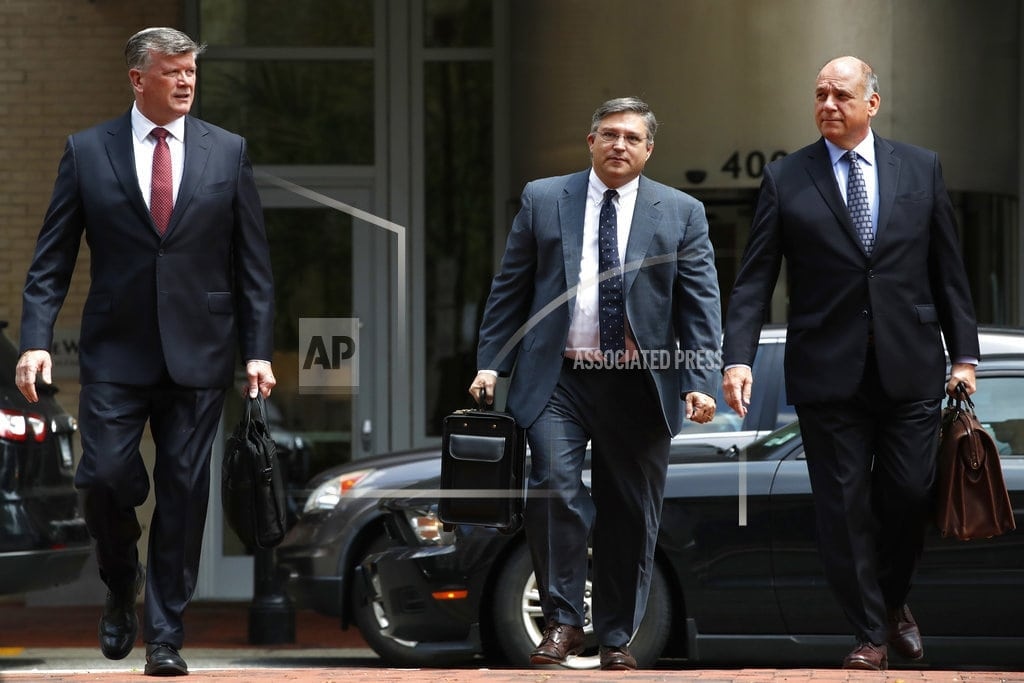ALEXANDRIA, Va. | Prosecution rests in Manafort tax evasion and fraud trial