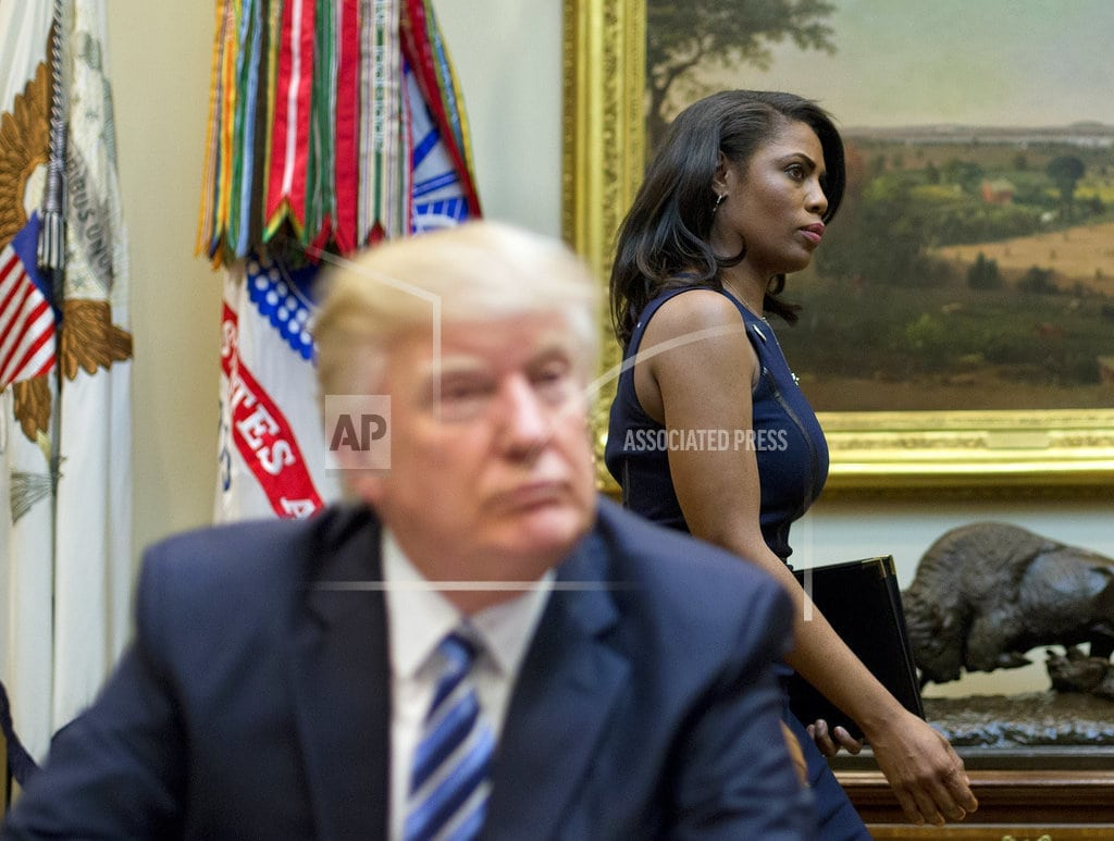 WASHINGTON | WH insists Trump's no racist as he vilifies another minority