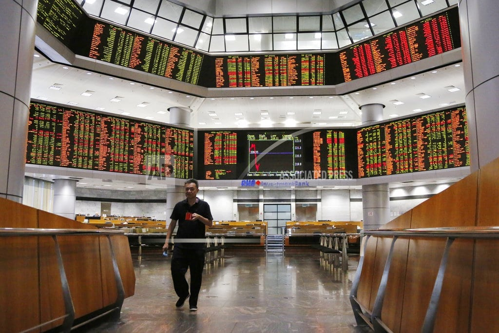 BEIJING | Asian markets mixed after Wall St falls on Turkey jitters