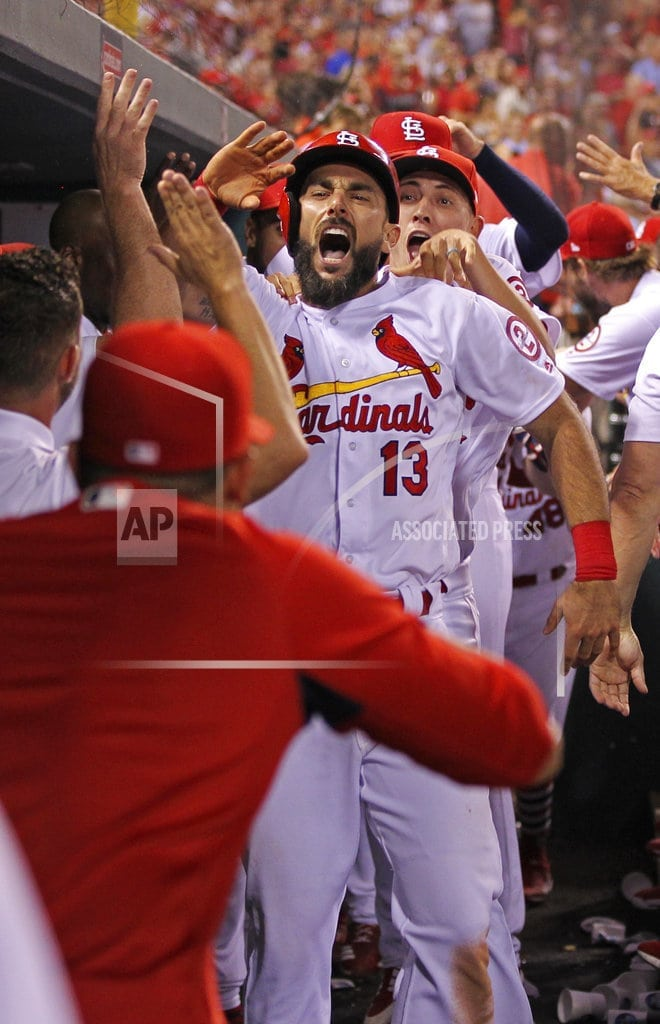 ST. LOUIS | Nats walked off again, this time by Cards' DeJong