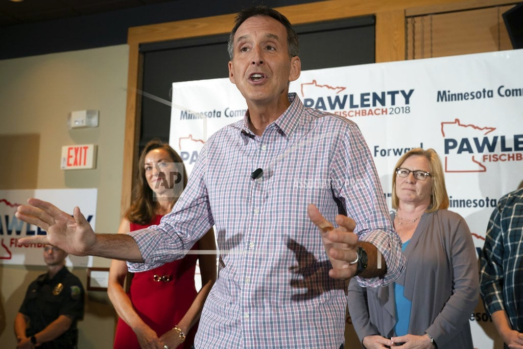 ST. PAUL, Minn. | Pawlenty loss shows Minnesota GOP's reluctance to coronate