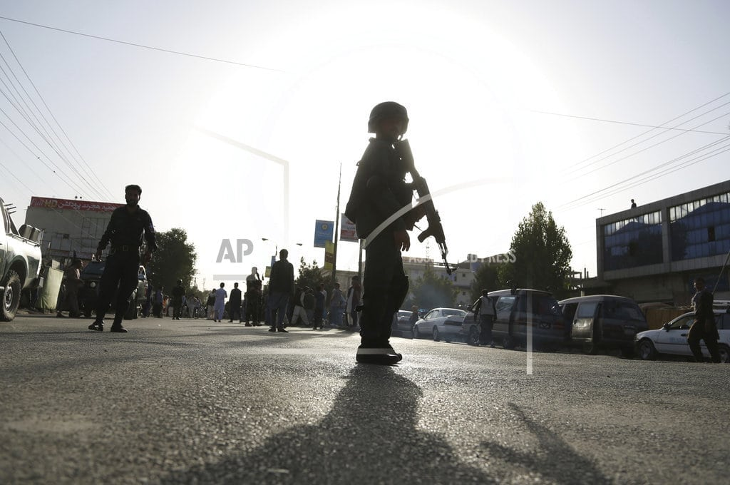KABUL, Afghanistan | Suicide bomber targets Shiite students in Kabul, killing 48