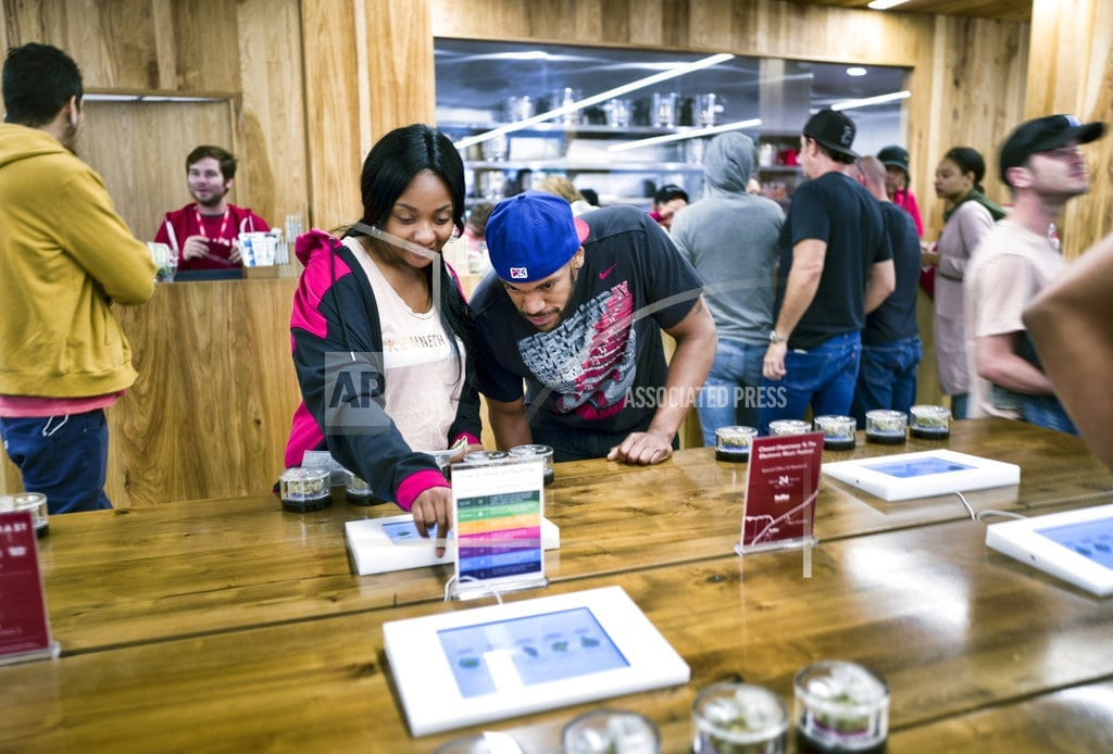 LOS ANGELES | Pot taxes pick up in California but still far off target