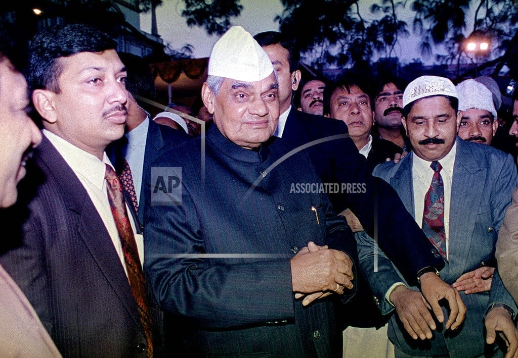 NEW DELHI | Former Indian PM Vajpayee dies after illness at age 93