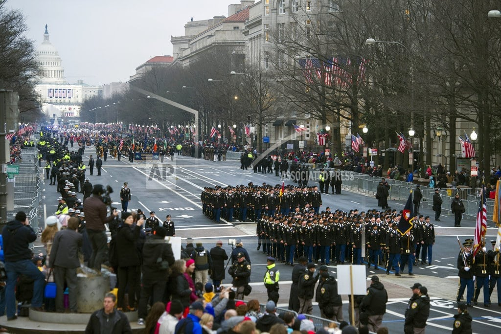 WASHINGTON | $92M new estimate for Trump military parade is big increase